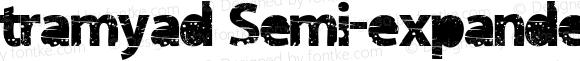 tramyad Semi-expanded Bold