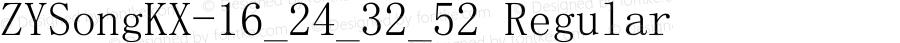 ZYSongKX-16_24_32_52 Regular Version 3.00