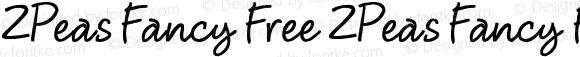 2Peas Fancy Free 2Peas Fancy Free