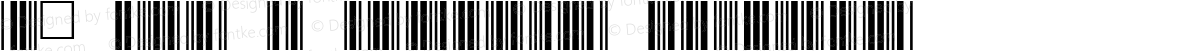Z: 3of 9 BarCode Regular
