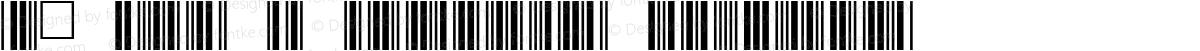 Z: 3of 9 BarCode Regular