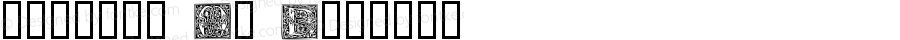 Galloys MZ Regular Macromedia Fontographer 4.1.4 12/9/01