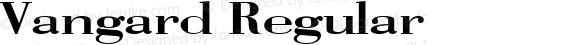 Vangard Regular