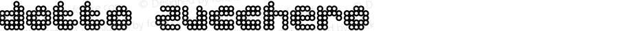 dotto zucchero Macromedia Fontographer 4.1.4 10.02.2001