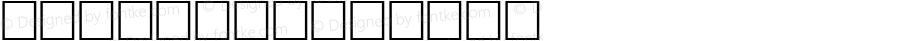 Futana Regular Altsys Fontographer 3.5  9/25/92