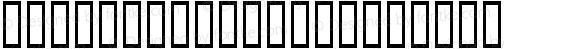 ChordFont 4.0 Regular Altsys Fontographer 4.0.3 03.06.1999