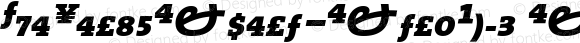 TheSerifExpert-ExtraBold Extra Bold