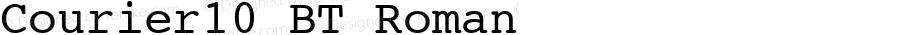 Courier10 BT Roman mfgpctt-v1.53 Wednesday, January 27, 1993 1:33:11 pm (EST)