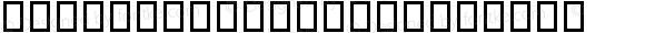 Score Font 4.0 Regular Altsys Fontographer 4.0.3 07.03.2000