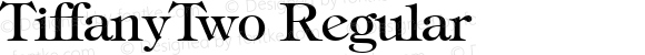 TiffanyTwo Regular 1.0 Sat Nov 11 10:22:56 1995