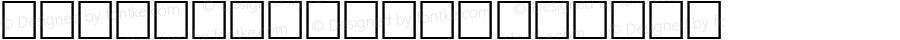 EgyptoHeavy Regular Altsys Fontographer 3.5  9/25/92