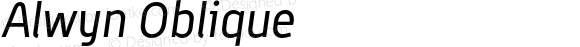 Alwyn Oblique