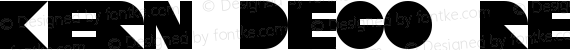 Kern Deco Regular preview image