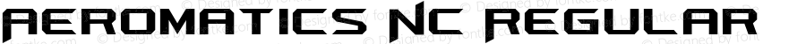 Aeromatics NC Regular Version 1.000 2010 initial release