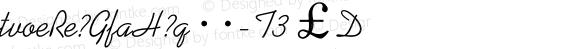 UWPF3F (GB) Regular Version 1.0