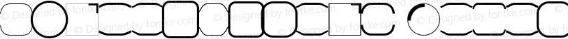 FramesMklein Regular Preview Image