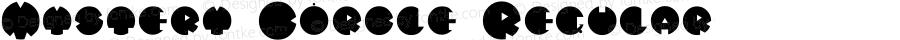 Mystery Circle Regular OpenType