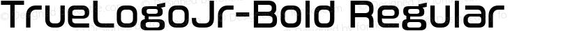 TrueLogoJr-Bold Regular Preview Image