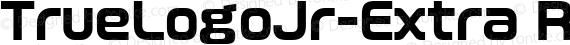 TrueLogoJr-Extra Regular preview image
