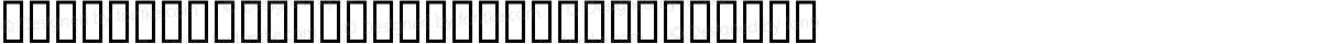 Hieroglyphic Decorative Regular