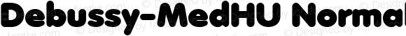 Debussy-MedHU Normal 1.000