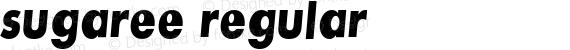 Sugaree Regular preview image