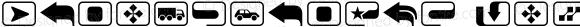 AmbexSymbols Regular Macromedia Fontographer 4.1.5 9/1/04
