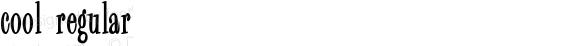 Cool Regular Macromedia Fontographer 4.1.4 11/1/04
