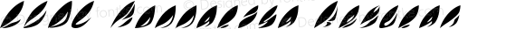 LVDC Monnalisa Regular Macromedia Fontographer 4.1J 04.12.17