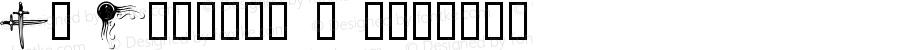 JW Corners 1 Regular Macromedia Fontographer 4.1 20/03/2001