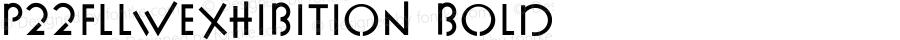 P22FLLWExhibition-Bold