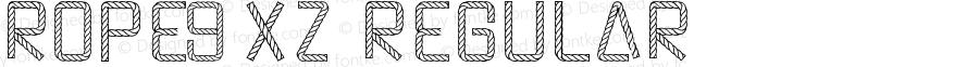 rope-xz Regular Unknown