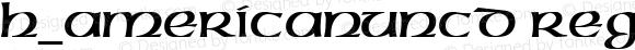 H_AmericanUncD Regular 1997.01.16