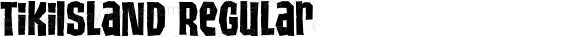 TikiIsland Regular 001.000