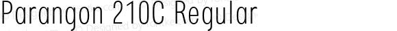 Parangon 210C Regular