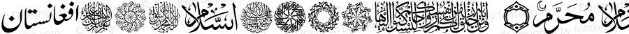 Afghantype {Naqshay5} Regular Afghantype Ver 2.1 Date: 12 Ghabargolai 1386