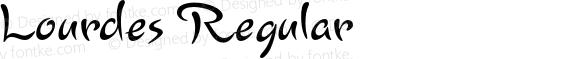 Lourdes Regular