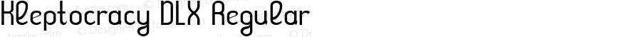 Kleptocracy DLX Regular Version 1.00