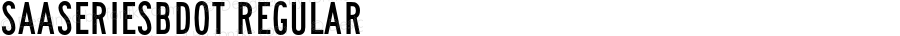 SaaSeriesBDOT Regular Version 1.000;PS 1.05;Core 1.0.35