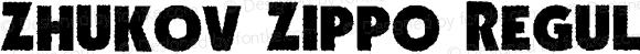 Zhukov Zippo Regular Version 1.101;PS 001.001;Core 1.0.38