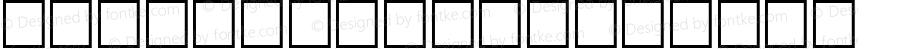 MD_Farsi_1 Regular Glyph Systems 10-jun-93