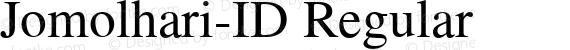 Jomolhari-ID Regular preview image