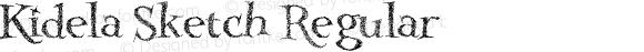 Kidela Sketch Regular