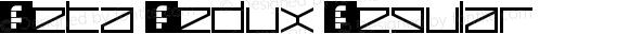 Zeta Redux Regular Version 1.0