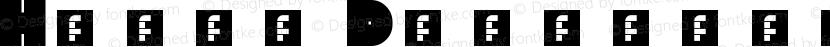 Heavy Diacritics Regular Preview Image