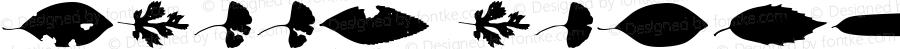 GREEN Regular Macromedia Fontographer 4.1J 09.10.29