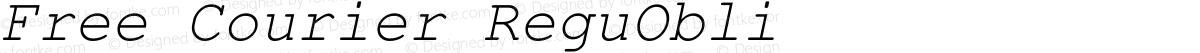 Free Courier ReguObli
