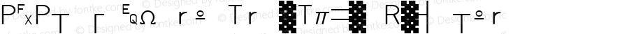 PCPlus Extra TrueType Regular PCPlus Extra TrueType Version 1.0