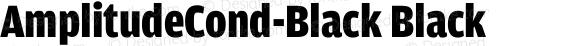 AmplitudeCond-Black Black 001.000