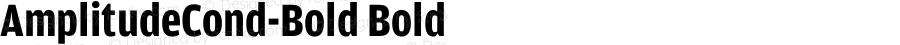 AmplitudeCond-Bold Bold 001.000